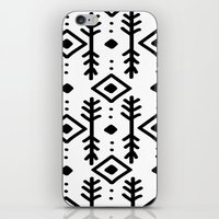 nordic iPhone & iPod Skins featuring NORDIC by Nika