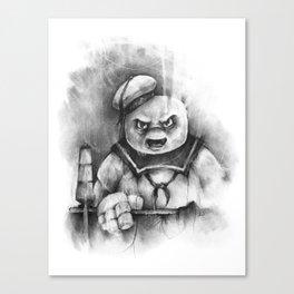 The Chosen Form Canvas Print