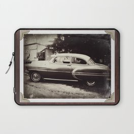 Vintage Classic Bel Air Laptop Sleeve