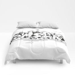 Dae120 blocks graffiti style ver.0.3 Comforters