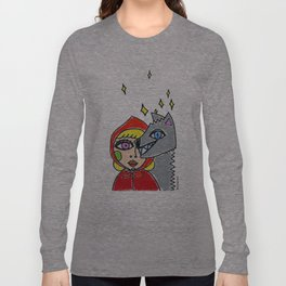 Little red riding hood Long Sleeve T-shirt