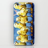 easter iPhone & iPod Skins featuring Easter by tsquared91