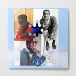 Sammy Davis Jr. - We Are Thinking of You Metal Print