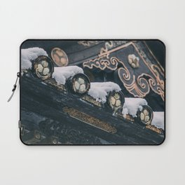 Snowy Nikko Laptop Sleeve
