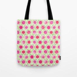 Watermelon Radish pattern Tote Bag