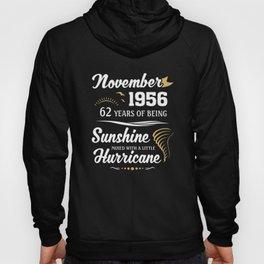 November 1956 Sunshine mixed Hurricane Hoody