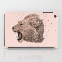 leo iPad Cases featuring Leo by dogooder