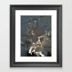 MoMa Broken Plates Framed Art Print