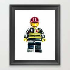Community 5 Framed Art Print