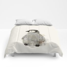 little penguin Comforters