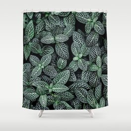 Nature pattern Shower Curtain