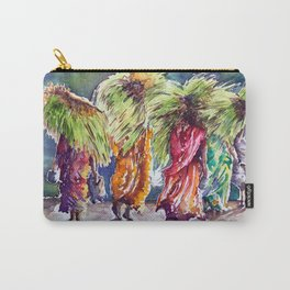 Make hay while the sun shines Carry-All Pouch