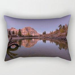 Dolomites 23 - Italy Rectangular Pillow