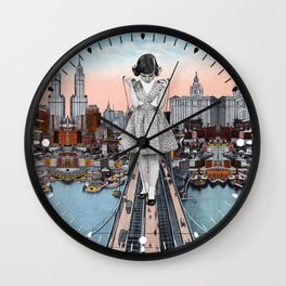 Stress Test Wall Clock