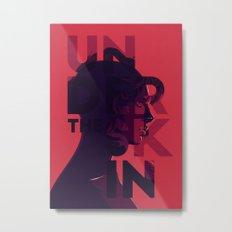 Under the skin - alternative movie poster Metal Print