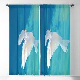 Angel Blackout Curtain