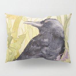 Canuck the Crow Pillow Sham