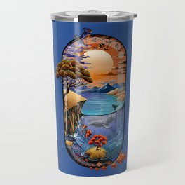 Nature is medicine Travel Mug