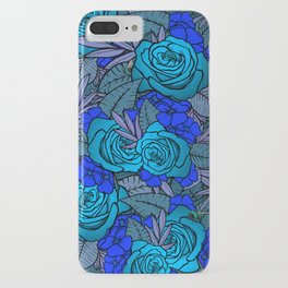Moonlit Summer Field iPhone Case