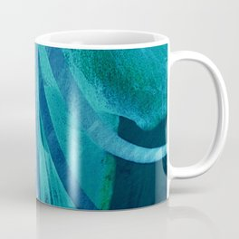 Lily Blue Coffee Mug