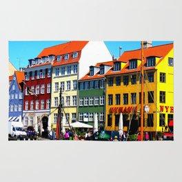 Copenhagen II Rug