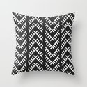 Stitched Arrows in Black and White by beckybailey1