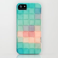 Polaroid Pixels VI (Crabapple) iPhone (5, 5s) Slim Case