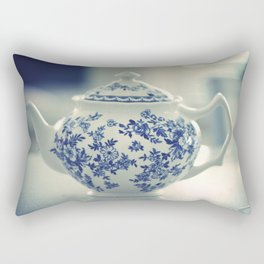 Teapot Rectangular Pillow