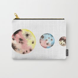 Three worlds Carry-All Pouch