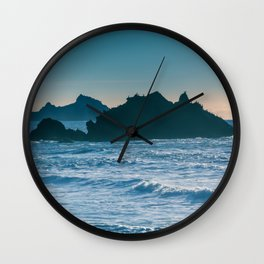 On a Saturday in Pacifica... Wall Clock