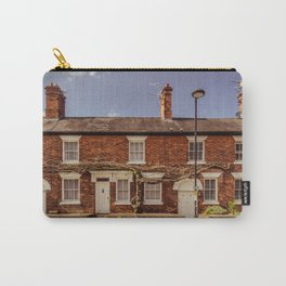 Street in Stratford Upon Avon England Carry-All Pouch