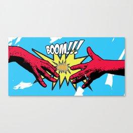 Blow It Up 3 Canvas Print