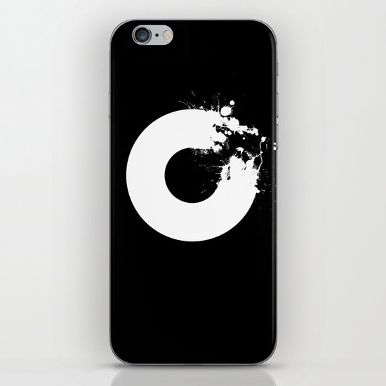 incomplete iPhone & iPod Skin