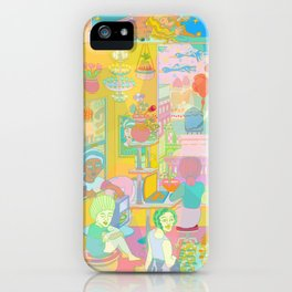 Divided But not Isolated iPhone Case