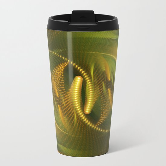 Random Thoughts Metal Travel Mug