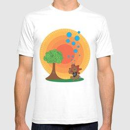 Salve o planeta T-shirt