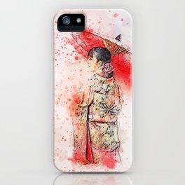 La Japanese iPhone Case