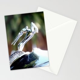 Ready for takeoff Stationery Cards