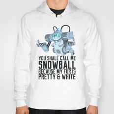 Snowball - Rick and Morty Hoody