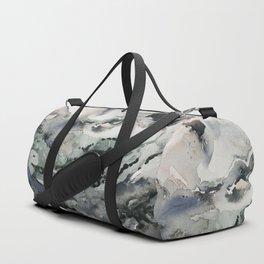Dark Geode Duffle Bag