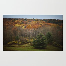 October Mountain Forest Rug