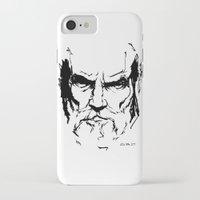 greek iPhone & iPod Cases featuring Greek by Eddie Maurer