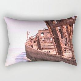 Australian Shipwreck Rectangular Pillow