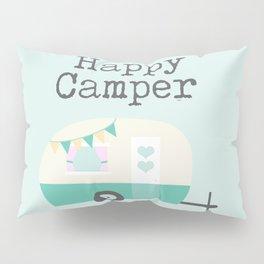 Happy Camper Minty Fresh Pillow Sham