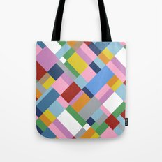Abstraction #6 Tote Bag