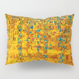 Abstract Klimt Pillow Sham
