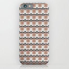 Yakety Yak Stripes iPhone Case
