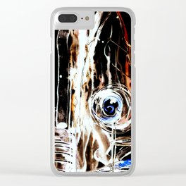 Nr. 629 Clear iPhone Case