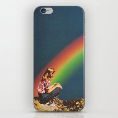 NIGHT RAINBOW iPhone & iPod Skin