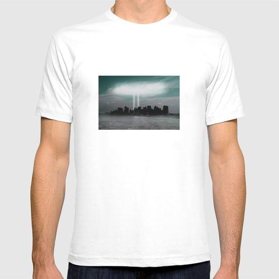 Renewal - New York City skyline T-shirt